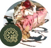 dessertoval